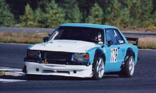 The Most powerful Taunus in a whole wide world