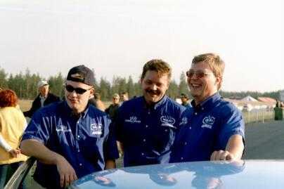 Jori, Mika ja Timo